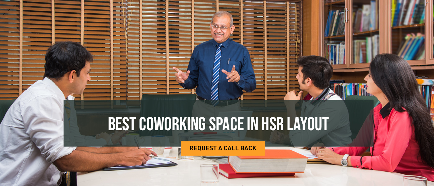 coworking space hsr layout